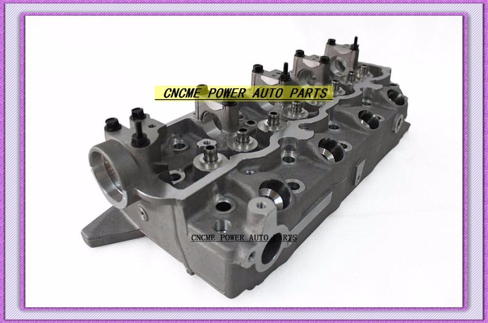 4D56 D4BA D4BAT 4D56T Cylinder Head For Mitsubishi Montero Pajero L300 DELICA Canter For Kia Besta Bongo 2.5L MD185926 908 512 (7)