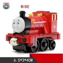 Thomas& Friends- Mike Locomotive Diecast Metal Train Toys  Toy Magnetic Models Toys For Kids Children Xmas Gifts