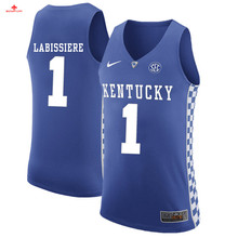 Nike 2017 Kentucky Wildcats Tyler Ulis 3 Can Customized Any Name Any Logo Limited Ice Hockey Jersey Skal Labissiere 1(China)