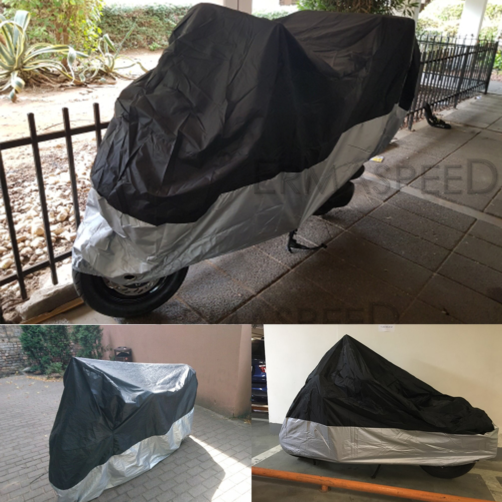 motorcycle scooter rain antidust cover (14)