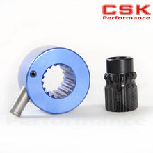 blue Auto Steering Wheel Splined Quick Release Hub IMCA UMP blue(China)