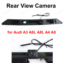 best selling Waterproof Parking Camera for Audi A3 A6L A8L A4 A8 CCD HD Backup Rear View Camera