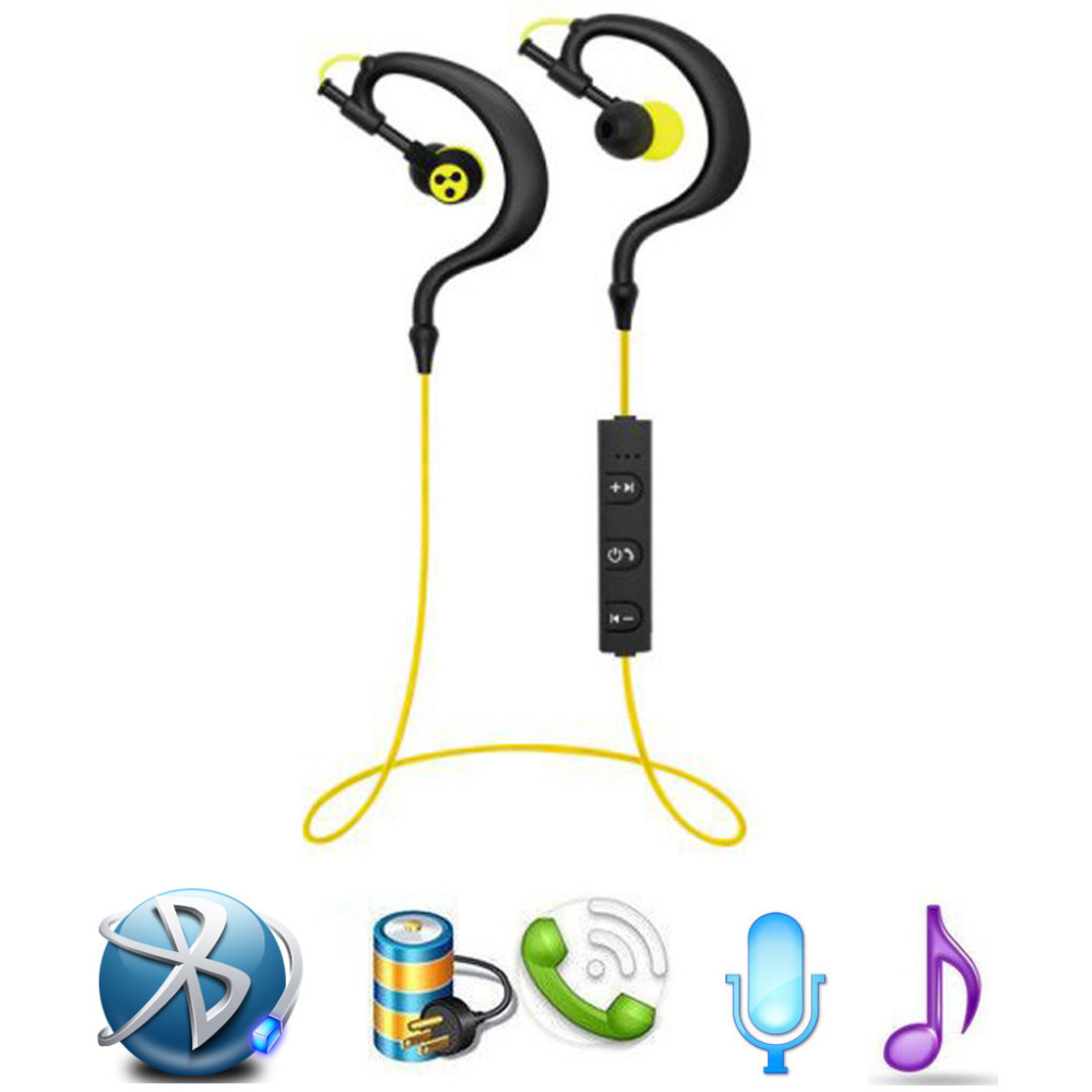 Syllable D700 Bluetooth 4.1 Sports Headset 5 Hours Music/Talk Time 180 Hours Standby Time Wireless Sports Music Earphone<br><br>Aliexpress