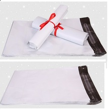 Yu11.28 50*70cm Large Poly Mailers Envelopes Shipping Bags White Plastic Self Seal Mail Express Bag white