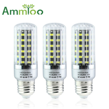 AmmToo Led Corn Bulb E12 E14 E27 SMD5736 Led Bulbs AC 110V 220V 5W 10W 15W 20W 25W Led Lamp ampoule led Lights For Home Lighting(China)