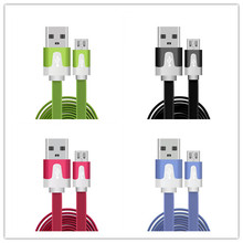 Olaf Micro USB Cable 2A Fast Charger USB Data Cable Mobile Phone Charging Cable Samsung Xiaomi Huawei Phone Charging Cables