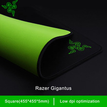 Razer Gigantus Giant Beetle Game Mouse Pad with Square Speed and Control Combination Wear Knitted Optimized for Low DPI Games(China)