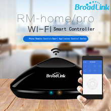 Broadlink Rm Pro RM2 Remote Control Switch Wireless WIFI+ IR+ RF Smart Home TV Air Conditoning Curtain Switches(China)