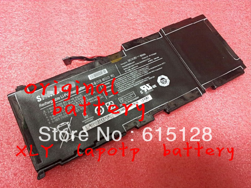 Original AA-PBZN8NP computers Battery 14.8V 80Wh 5400mAh For Samsung  NP-700 Series<br><br>Aliexpress