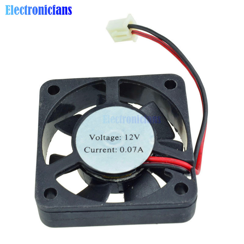 10pcs Gdt 4010 40x40x10mm 40mm Small Brushless 12V RepRap Computer Cooling Fan