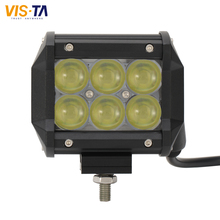 1PCS 12V 24V 30W LED Work Light Bar Offroad Spot Beam Offroad LED Driving Light ATV Trailer Camper Motorcycle Truck 4x4 4WD UTV(China)