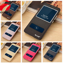 Hot For Coque Meizu M3S Mini M3 S M 3 3S Case Window View Flip Stand Leather Cover For Meizu M3S Mobile Phone Cases Fundas Capas