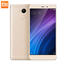 Xiaomi Redmi 4 Pro 3GB RAM 32GB ROM Snapdragon 625 Octa Core 5.0 Inch FHD 4100mAh 13.0MP Redmi 4 pro Fingerprint ID Mobile Phone