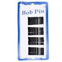 60Pcs 1set Wavy Hair Clips for women Bobby Pin(China)