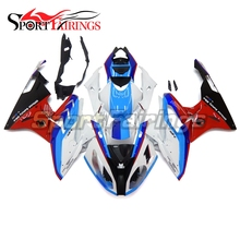 Complete Fairings For BMW S1000RR 15 16 Year 2015 2016 Injection ABS Motorcycle Fairing Kits Cowling BodyKit Alien 1 White New(China)