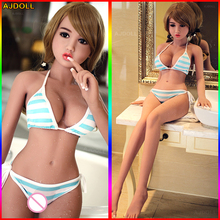 135cm-27kg Silicone Sex Dolls with Metal Skeleton for Men Sex Adult Toys Male Masturbation Realistic Big Ass Pussy Breast(China)