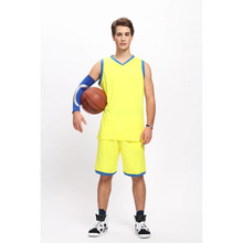 Men's Basketball Clothes Suit Basketball Jerseys Shirt Basketball Short Empty Team Sport Running Boy Set Custom Logo and Number