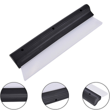 1Pcs Top Selling 27cm x 7cm x 1cm Lowest Squeegee Car Antislip Wiper Water Blade Non-Scratch Silico Clean Window Brush