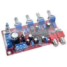 Free Shipping LM1036 tone board / preamp board (Volume, treble, bass) We are the manufacturer