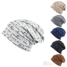 Hot Men's Women's Unisex Hip-Hop Warm Winter Cotton Polyester Knit Beanie Skull Cap Hat 225R