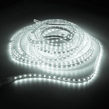 220V 1/2/3/4/5/6/7/8/9/10/11/12/13/14/15/20M Waterproof RGB LED Strip Light 5050 SMD Flexible Tape Rope Party Garden