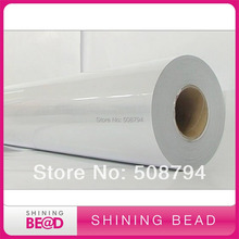 White PU Heat Transfer Film Vinyl,Free Shipping,Korea Quality with best price(China)