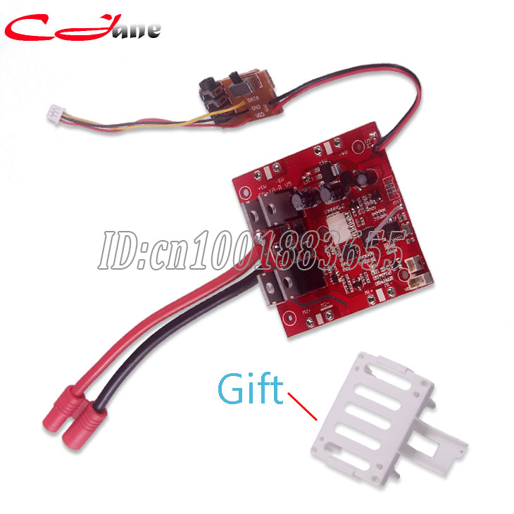 100% The original Syma X8C X8W X8G circuit board component receiver 4CH RC 2.4G UFO Quadcopter Repuestos Accesorios Spare parts<br><br>Aliexpress
