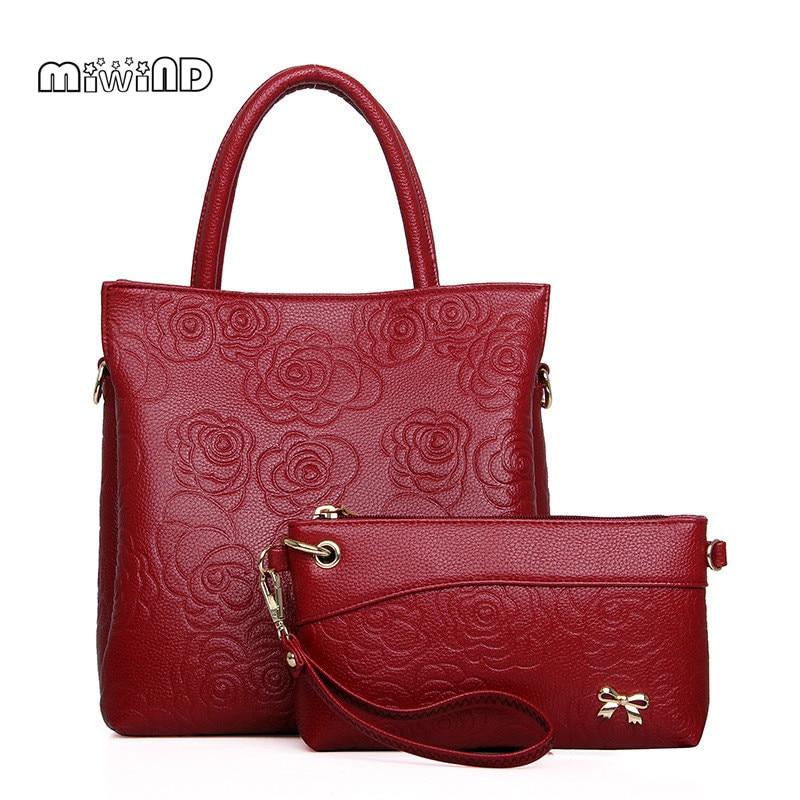 MIWIND Handbags Women Bags Designer Fashion Women Bag Women Leather Handbags Women Messenger Bags Free Shipping Bucket Bag<br><br>Aliexpress