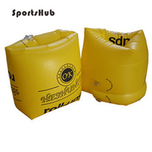 SPORTSHUB Portable PVC Inflatable Water Sports Swimming Arm Sleeve Arm Swimming Rings Swimming Supplies Life Boat NR0101(China)