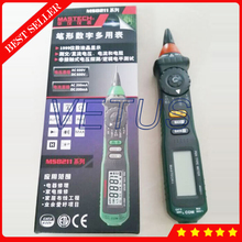 MS8211 Digital avometer with Pen type digital multimeters portable mini multimeter current test(China)