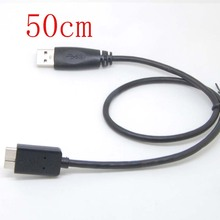 usb3.0 Data Cable For Western Digital WD My Book External Hard Drive short 50cm