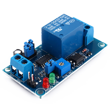VBESTLIFE DC 5V Delay Relay Delay with Timer Turn on Delay Turn off Switch Module With 8 Time Ranges Large Current Load Relay(China)
