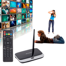 EU/US Plug CS918S Andriod 4.4 Smart TV Box Quad Core 2GB RAM 16GB ROM Built in Bluetooth 3G WIFI Android TV Box Newest In 2017!!
