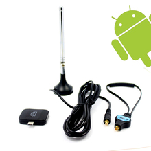ATSC Pad TV tuner Watch free live TV on your Android phone or tablet through micro USB OTG for USA /Mexico /Canada(China)