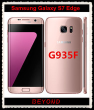 "Samsung Galaxy S7 Edge G935F Original Unlocked 4G LTE Android Mobile Phone Octa Core 5.5"" 12MP RAM 4GB ROM 32GB 3600mAh"
