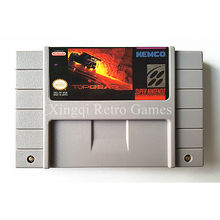 Super Nintendo SFC/SNES Game Top Gear 2 Video Game Cartridge Console Card NTSC US English Version(China)
