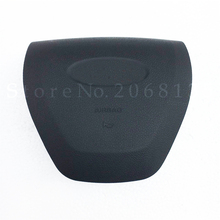 High Quality NEW Driver Airbag Cover For Ford Explorer Flex Edge Everest SRS Steering Wheel Airbag Air Bag Cover (With Logo)