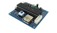 pic development board / pic16f877a / pic minimum development board(China)