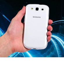 Cheap Good Quality Ultra-thin Clear Transparent Phone Cases for Samsung Galaxy S3 S4 S5 S6 S7 Soft TPU Back Covers Accessories