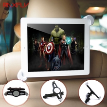 2016 New Hot Car Back Seat Headrest Mount Holder For iPad 2 3/4 Air 5 Air 6 ipad mini 1/2/3 AIR Tablet SAMSUNG Tablet PC Stands