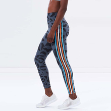 Fashion Lips Print Women Leggings Harajuku Athleisure Fitness Clothing Elastic Sporting Leggings Women Workout Pants(China)