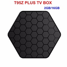Buy T95Z PLUS Android 6.0 TV Box S912 Octa-core cortex-A53 2G/16G 2.4G +5G Dual Wifi Bluetooth Gigabit Media Player for $68.39 in AliExpress store