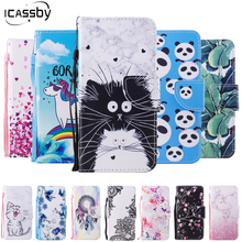 sFor iPhone 5 5S SE 6 6S Plus 7 7 Plus 8 Plus Case Wallet Leather Fundas For Coque iPhone 6S iPhone X iPod Touch 5 6 Flip Case(China)
