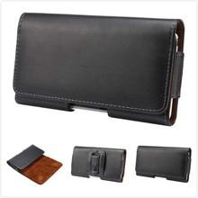 Universal New Flip Cell Phone Bags Outdoor Waist Hanging covre Oukitel K10 Doogee X53 Cubot King Kong Phone case Belt Pouch