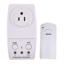 Universal TS-831-5 5 Pack Wireless Remote Control  US Power Outlet Plug Light Switch Socket  L3EF