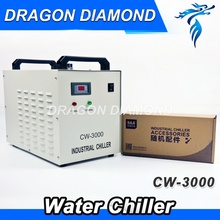Co2 laser machine spare parts S&A CW3000 Industrial Water chiller for laser engraving machine