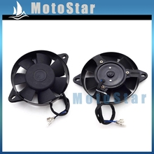 Electric Radiator Thermal Cooling Fan For Chinese 200cc 250cc UTV Quad ATV 4 Wheeler Go Kart Motorcycle Dirt Pit Motor Bike