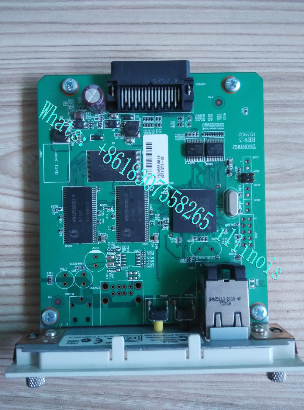 for Epson Stylus Pro 4800 / 7800 Network Card<br>