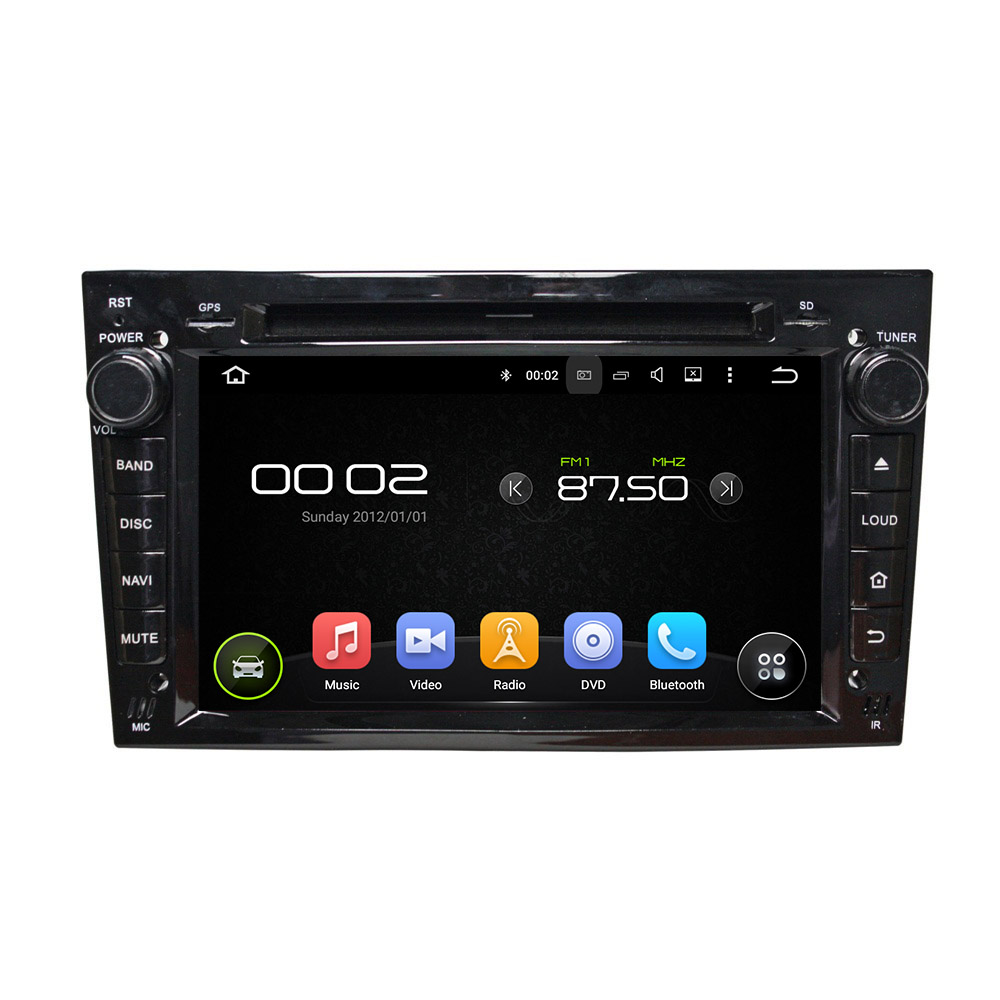 7″ Android 6.0 Car Multimedia Player For OPEL VECTRA 2005-2008 Octa-core Car Video Audio Car Stereo Free MAP Canbus