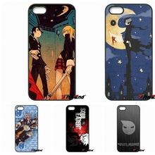 For Motorola Moto E E2 E3 G G2 G3 G4 PLUS X2 Play Style Blackberry Q10 Z10 Soul Eater Anime Head Classic Poster Phone Case Capa